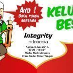 Integrity Indonesia Celebrates Iftar Ramadan 2017 with Employees